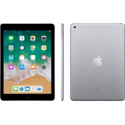 Apple iPad (2018) 128Gb Wi-Fi Space Grey РСТ