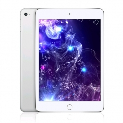 Apple iPad mini 4 128Gb Wi-Fi Silver White РСТ