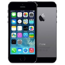 Apple iPhone 5S 16Gb Space Grey (FF352RU/A) LTE 4G как новый РСТ
