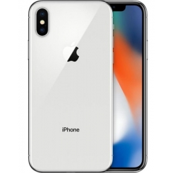 Apple iPhone X 64Gb MQAD2RU/A Silver РСТ