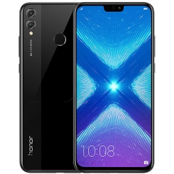 Huawei Honor 8X 4/64Gb Black РСТ