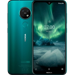 Nokia 7.2 6/128GB Dual Cyan Green