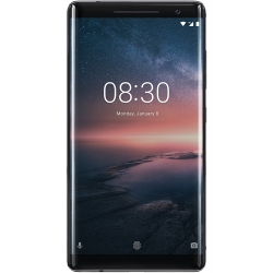 Nokia 8 Sirocco 128GB (6GB RAM) Single Black