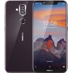 Nokia 8.1 64GB Iron