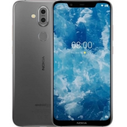 Nokia 8.1 64GB Steel