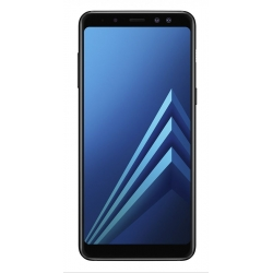 Samsung Galaxy A8 (2018) 32GB Black РСТ