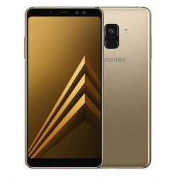 Samsung Galaxy A8 A530F/DS 2018 Gold РСТ